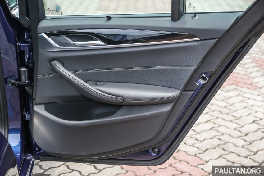 试驾:BMW 530e Sport, 以更便宜价格入手一辆入门5系列 Image #71178