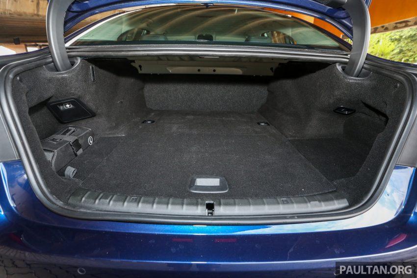 试驾:BMW 530e Sport, 以更便宜价格入手一辆入门5系列 Image #71181