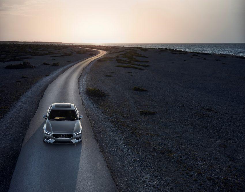 北欧翘楚,全新一代 Volvo S60 中型豪华房车重磅发表 Image #70482