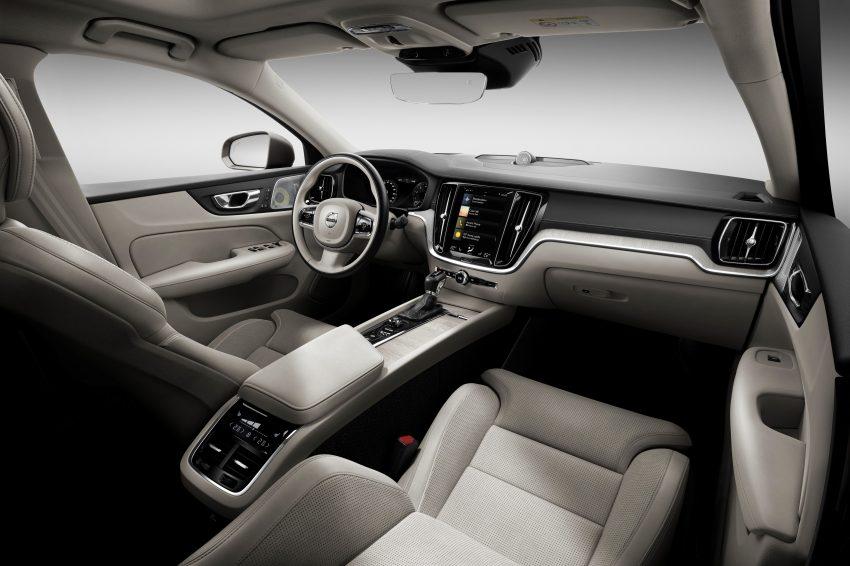北欧翘楚,全新一代 Volvo S60 中型豪华房车重磅发表 Image #70483