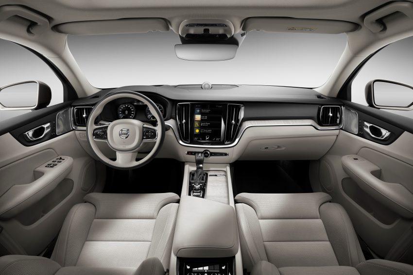 北欧翘楚,全新一代 Volvo S60 中型豪华房车重磅发表 Image #70484