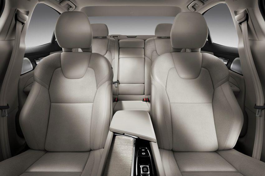 北欧翘楚,全新一代 Volvo S60 中型豪华房车重磅发表 Image #70485