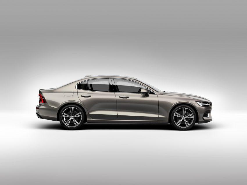 北欧翘楚,全新一代 Volvo S60 中型豪华房车重磅发表 Image #70491