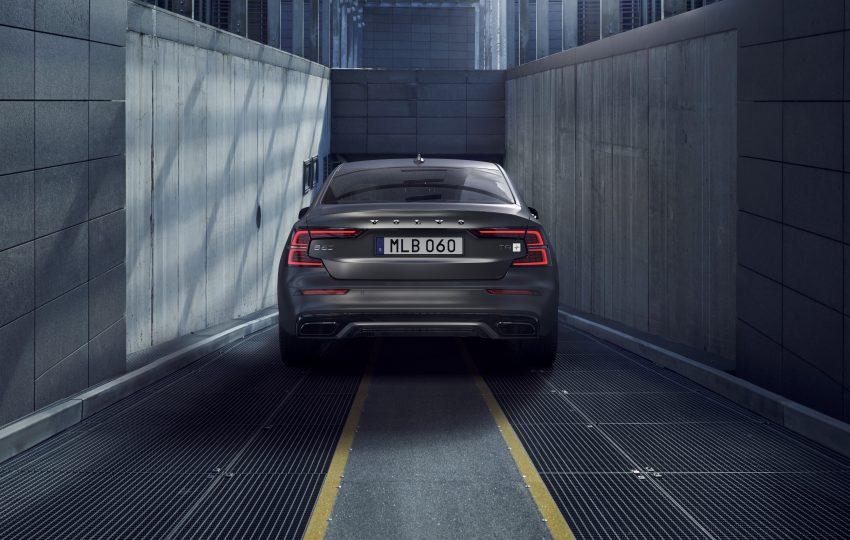 北欧翘楚,全新一代 Volvo S60 中型豪华房车重磅发表 Image #70501