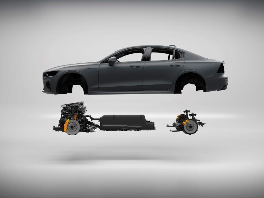 北欧翘楚,全新一代 Volvo S60 中型豪华房车重磅发表 Image #70507