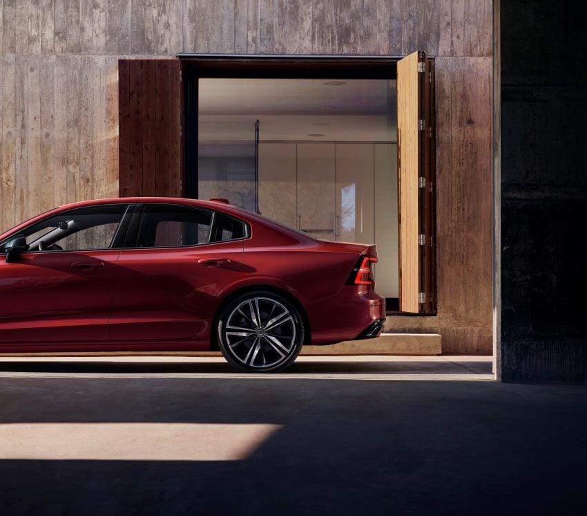 北欧翘楚,全新一代 Volvo S60 中型豪华房车重磅发表 Image #70516