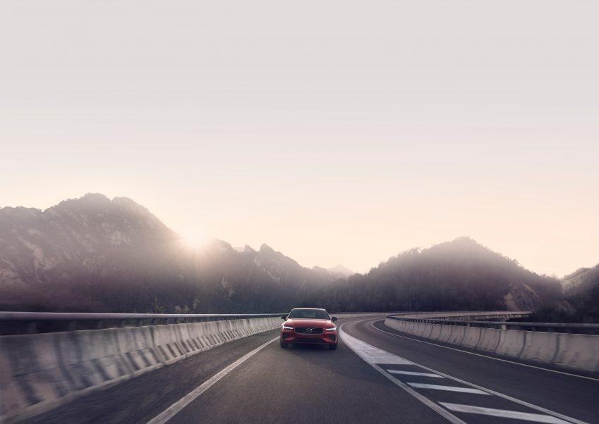 北欧翘楚,全新一代 Volvo S60 中型豪华房车重磅发表 Image #70517