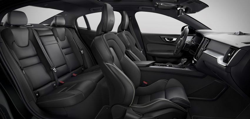 北欧翘楚,全新一代 Volvo S60 中型豪华房车重磅发表 Image #70519