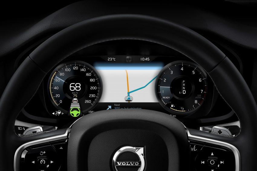 北欧翘楚,全新一代 Volvo S60 中型豪华房车重磅发表 Image #70526