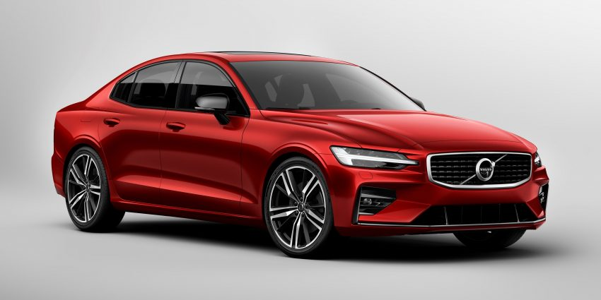 北欧翘楚,全新一代 Volvo S60 中型豪华房车重磅发表 Image #70532