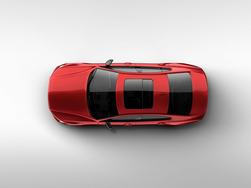北欧翘楚,全新一代 Volvo S60 中型豪华房车重磅发表 Image #70533