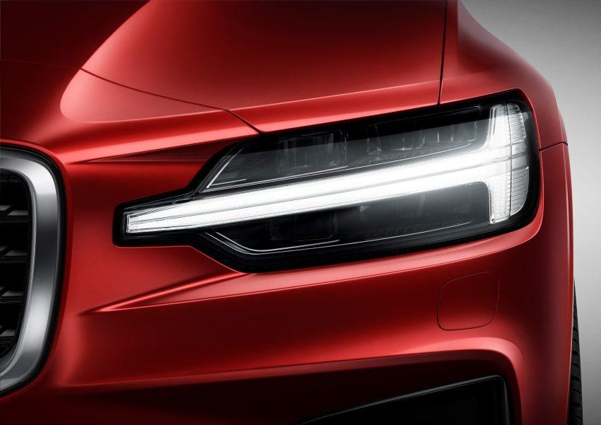 北欧翘楚,全新一代 Volvo S60 中型豪华房车重磅发表 Image #70541
