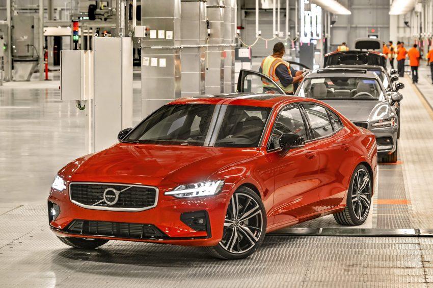 北欧翘楚,全新一代 Volvo S60 中型豪华房车重磅发表 Image #70547