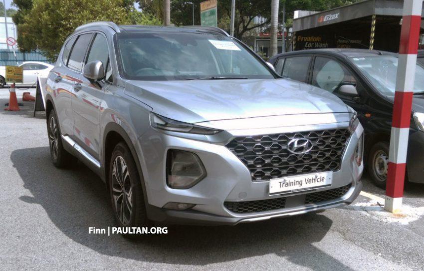 全新 Hyundai Santa Fe、Kona,以及 Veloster 现身大马 Image #70183
