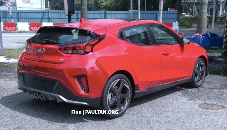 全新 Hyundai Santa Fe、Kona,以及 Veloster 现身大马 Image #70181