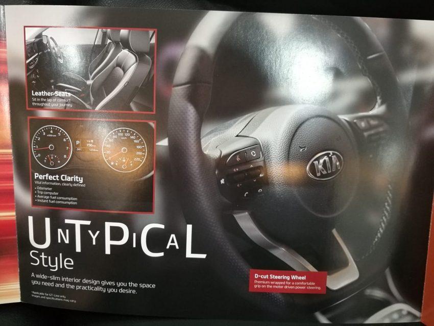 本地 Kia Picanto 即将迎来 KX 及 GT-Line 两个新版本? Image #70204