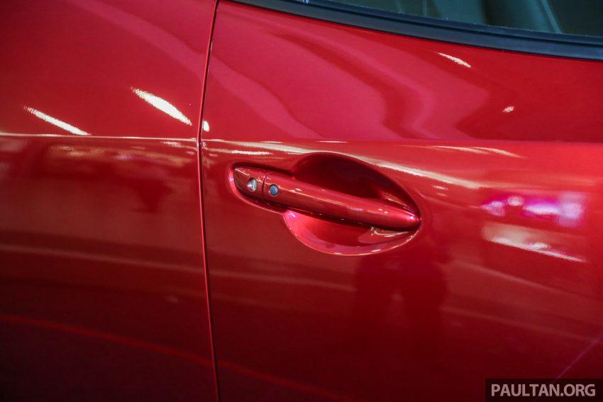 小改款 Mazda CX-3 开放预览,现已接受预订,RM121K Image #70856