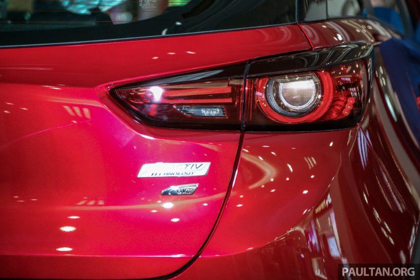 小改款 Mazda CX-3 开放预览,现已接受预订,RM121K Image #70860
