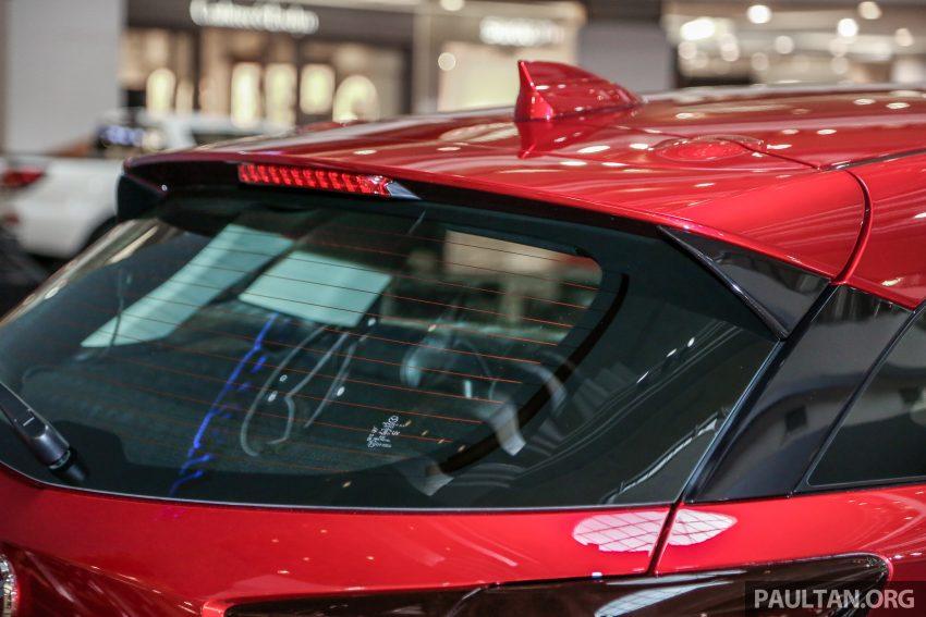 小改款 Mazda CX-3 开放预览,现已接受预订,RM121K Image #70865