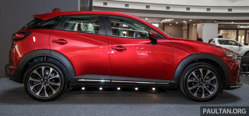 小改款 Mazda CX-3 开放预览,现已接受预订,RM121K Image #70847