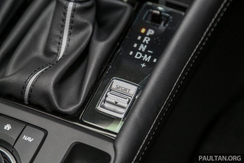 小改款 Mazda CX-3 开放预览,现已接受预订,RM121K Image #70878
