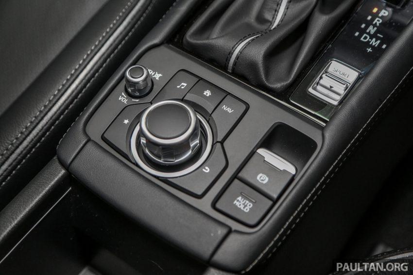 小改款 Mazda CX-3 开放预览,现已接受预订,RM121K Image #70880