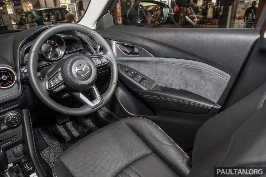 小改款 Mazda CX-3 开放预览,现已接受预订,RM121K Image #70885