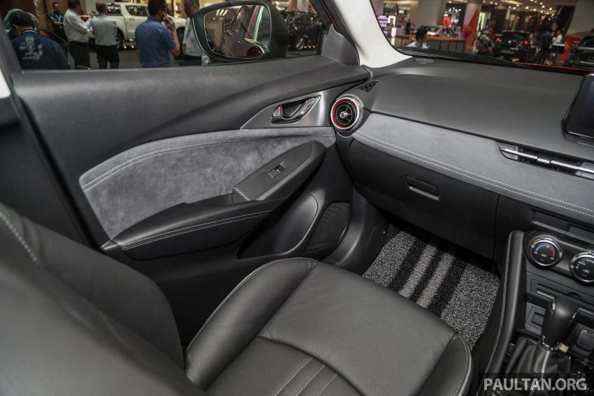小改款 Mazda CX-3 开放预览,现已接受预订,RM121K Image #70886