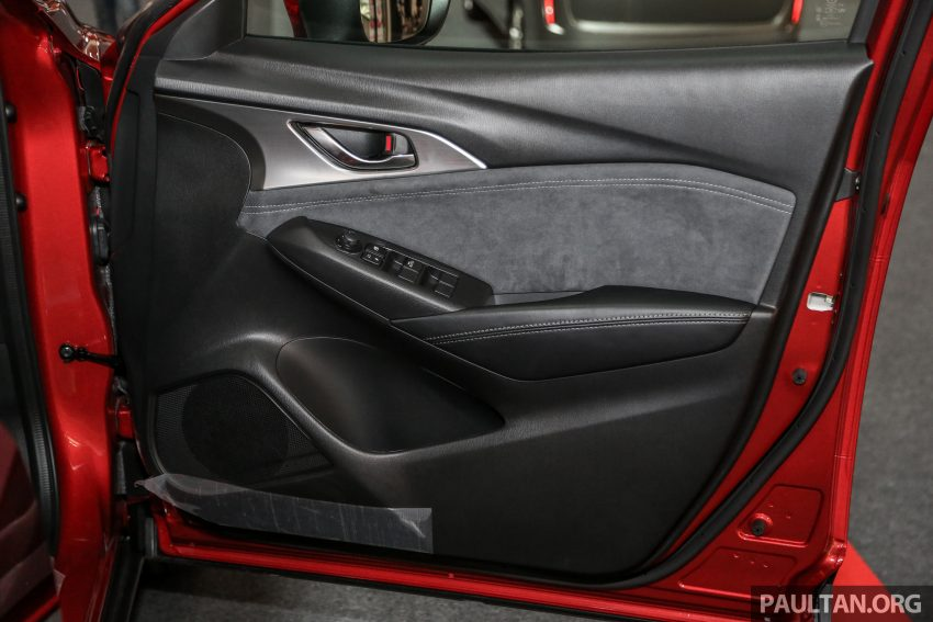 小改款 Mazda CX-3 开放预览,现已接受预订,RM121K Image #70887