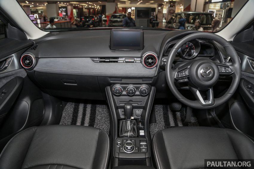 小改款 Mazda CX-3 开放预览,现已接受预订,RM121K Image #70870