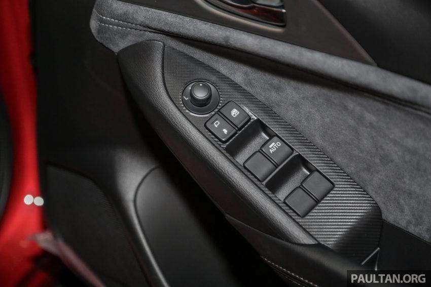 小改款 Mazda CX-3 开放预览,现已接受预订,RM121K Image #70888