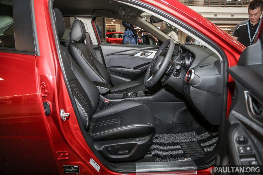 小改款 Mazda CX-3 开放预览,现已接受预订,RM121K Image #70889
