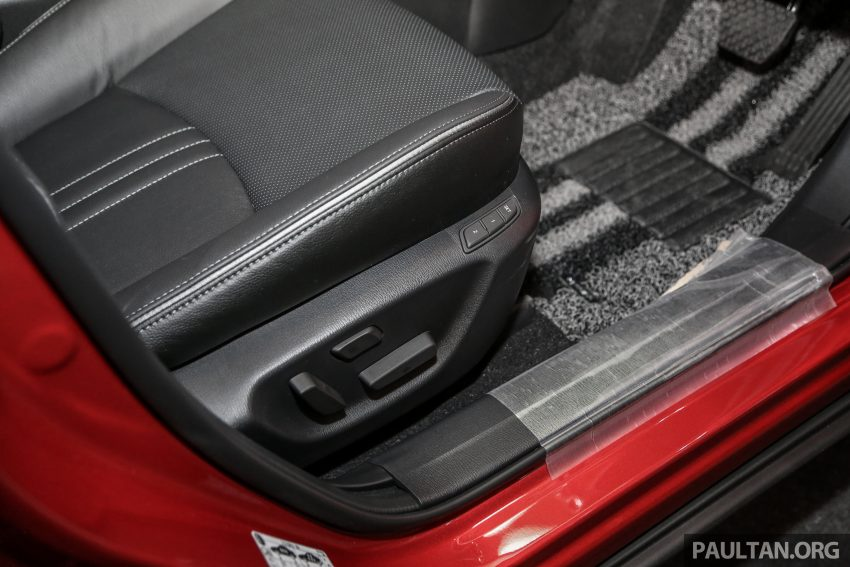 小改款 Mazda CX-3 开放预览,现已接受预订,RM121K Image #70891