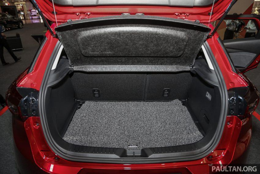 小改款 Mazda CX-3 开放预览,现已接受预订,RM121K Image #70897