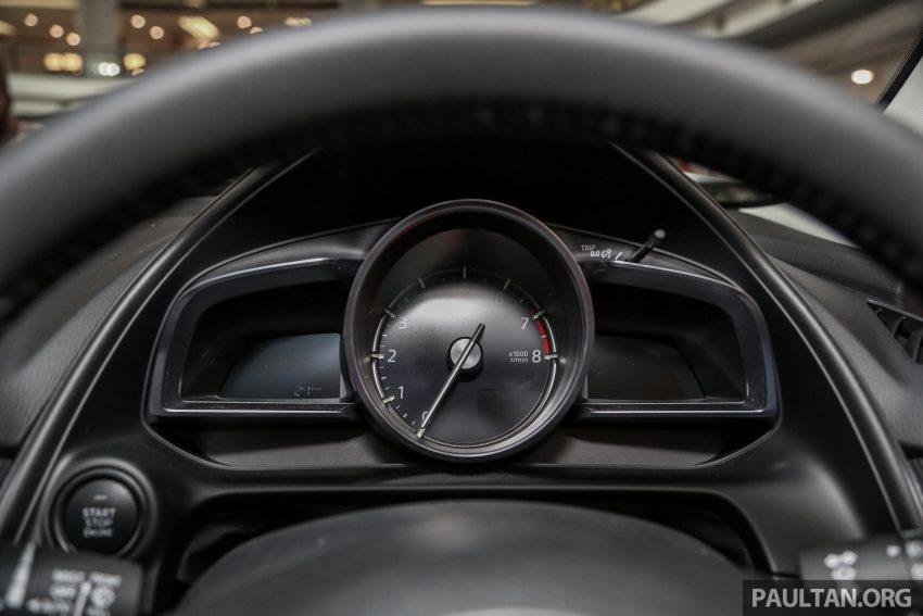 小改款 Mazda CX-3 开放预览,现已接受预订,RM121K Image #70872