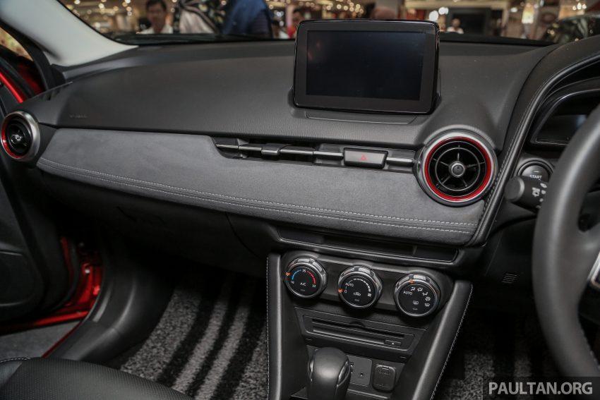 小改款 Mazda CX-3 开放预览,现已接受预订,RM121K Image #70873