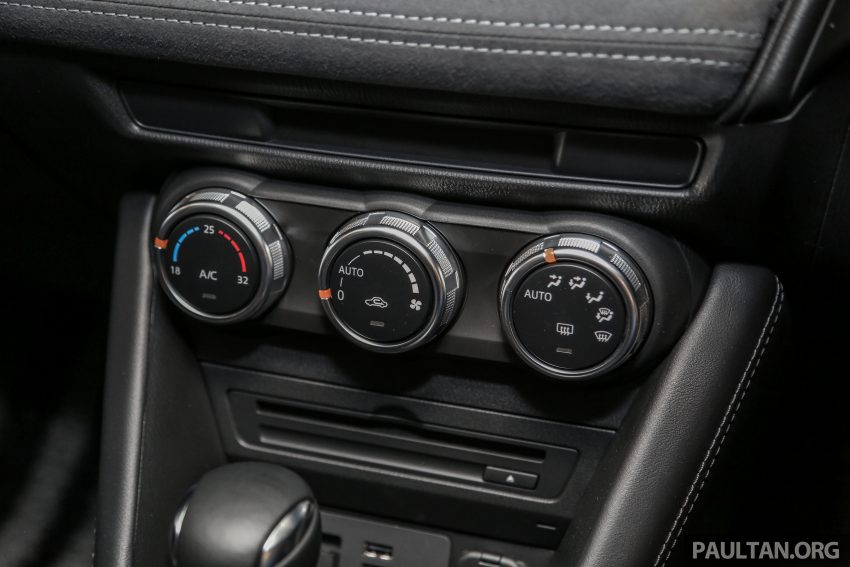 小改款 Mazda CX-3 开放预览,现已接受预订,RM121K Image #70875