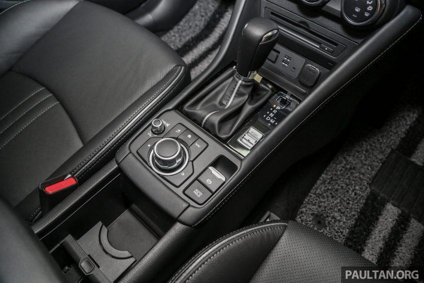 小改款 Mazda CX-3 开放预览,现已接受预订,RM121K Image #70877