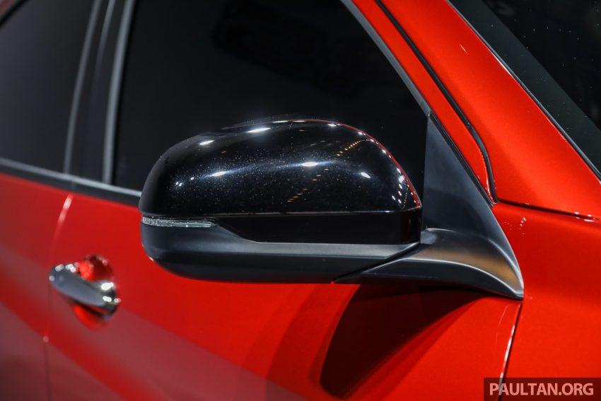 小改款 Honda HR-V 本地开放预订,将会新增 RS 版本 Image #72344