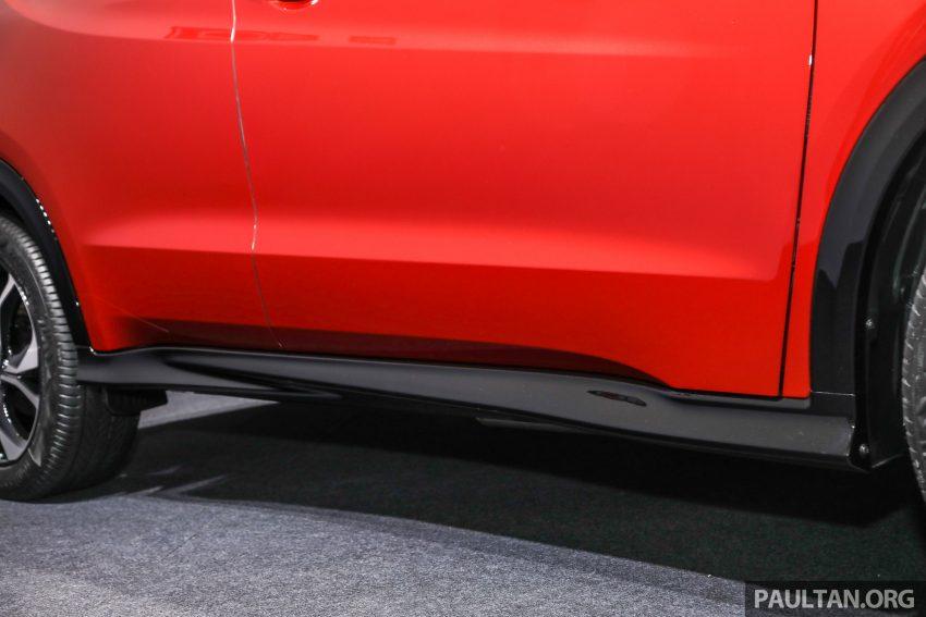 小改款 Honda HR-V 本地开放预订,将会新增 RS 版本 Image #72347