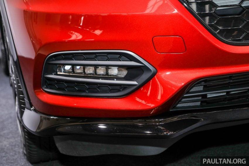 小改款 Honda HR-V 本地开放预订,将会新增 RS 版本 Image #72340