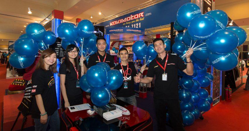 2018 吉隆坡国际车展,其它周边商品与改装品将参展 Image #72290