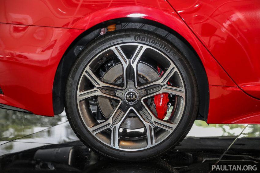 Kia Stinger 本地正式上市,两具引擎一起来,RM240K起 Image #72201