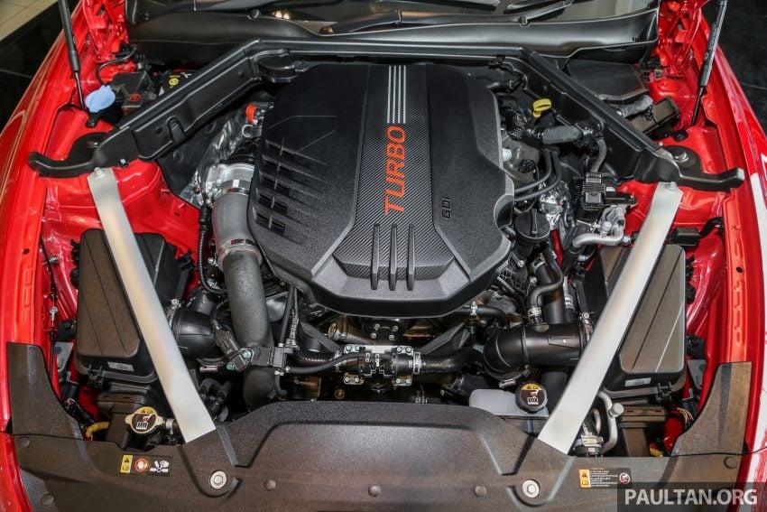 Kia Stinger 本地正式上市,两具引擎一起来,RM240K起 Image #72208