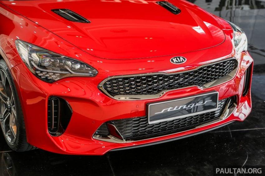 Kia Stinger 本地正式上市,两具引擎一起来,RM240K起 Image #72188