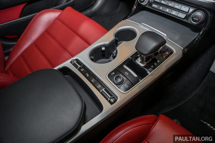 Kia Stinger 本地正式上市,两具引擎一起来,RM240K起 Image #72224