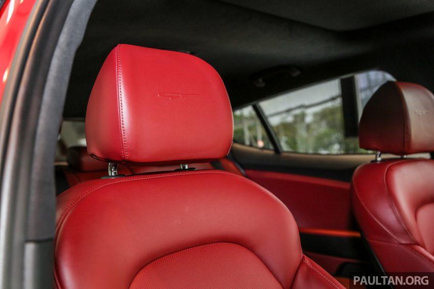 Kia Stinger 本地正式上市,两具引擎一起来,RM240K起 Image #72245