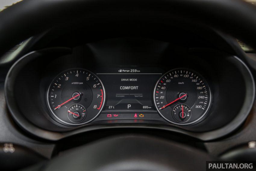 Kia Stinger 本地正式上市,两具引擎一起来,RM240K起 Image #72214