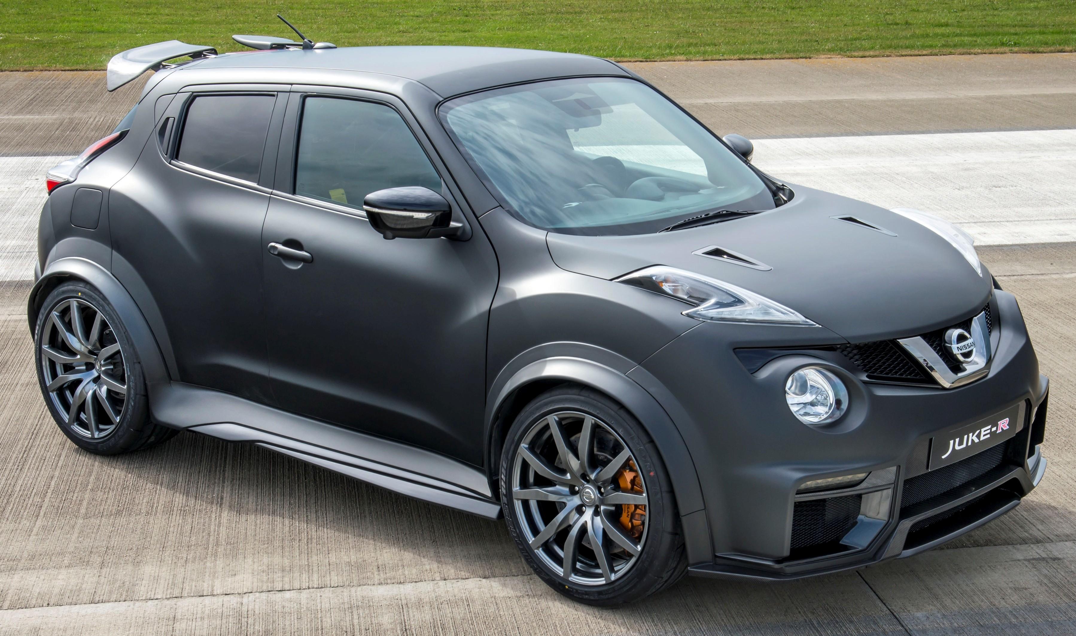 19个车款涉及,Nissan 承认在日本涉及油耗与排放造假 nissan-juke-r-2.0-concept-16 ...