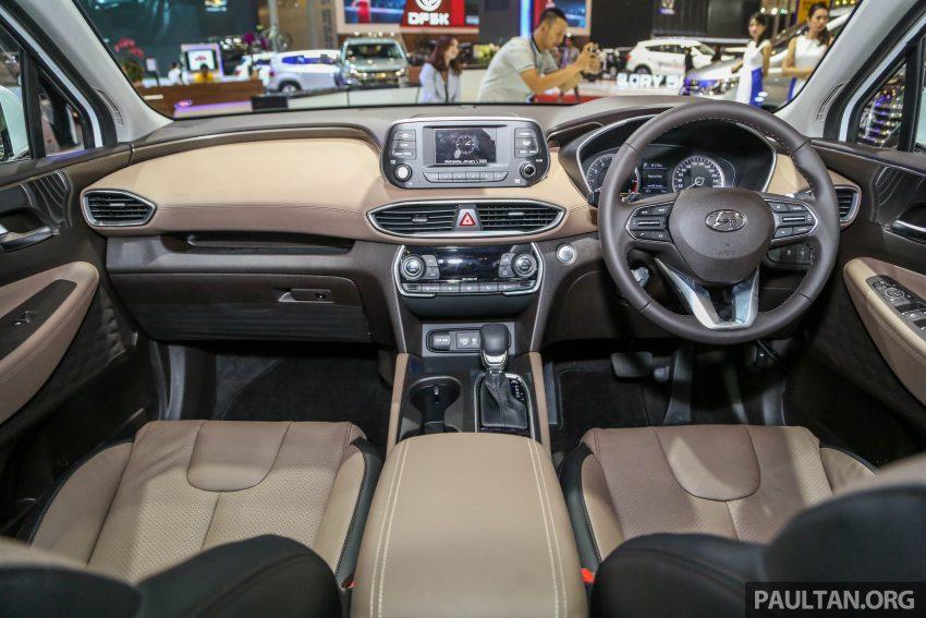 全新四代七座SUV,Hyundai Santa Fe 亮相印尼国际车展 Image #73896